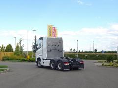 tankovací nástavba na vozidle Volvo FH16