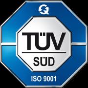 Společnost EverLift opět získala začátkem roku certifikát ČSN EN ISO 9001:2016