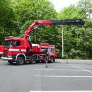 Slavností předání speciálního vyprošťovacího vozidla Hasičskému záchrannému sboru Zlínského kraje.