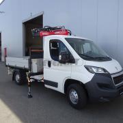Předali jsme vozidlo Peugeot Boxer pro našeho zákazníka Moravská Vodárenská a.s.