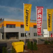Firma EverLift bude v pondělí dne 30. 4. 2018 zavřena