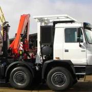 Servisní vozidla pro australskou vrtnou společnost