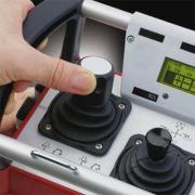 Inovace u rádiových ovládání Fassi