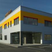 Stavíme nové sídlo firmy