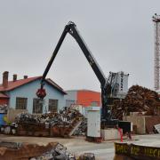 Stacionární jeřáb Kesla 2024
