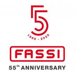 55 let od výroby prvního jeřábu Fassi